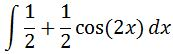 Antiderivative of cos^2 pt. 4