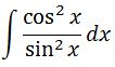 Antiderivative of cot^2 pt. 2