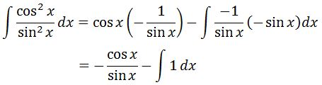 Antiderivative of csc^2 pt. 6