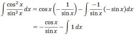 Antiderivative of csc^2 pt. 6