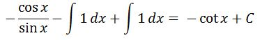 Antiderivative of csc^2 pt. 8