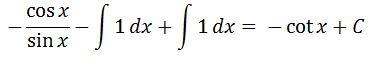Antiderivative of csc^2 pt. 8