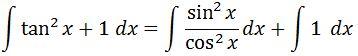 Antiderivative of sec^2 pt. 3