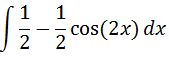 Antiderivative of sin^2 pt. 4