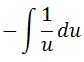 Antiderivative of tanx pt. 4