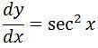 Backtrack Antiderivative of sec^2 pt. 2