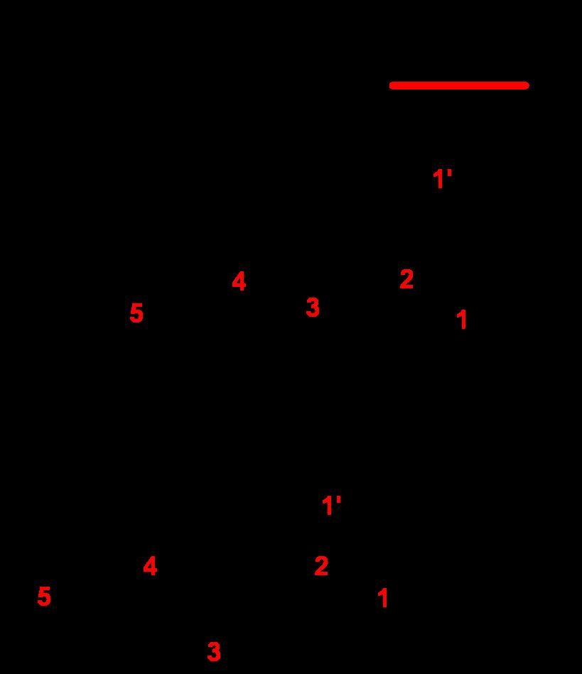 2-methylpentane, C6H14