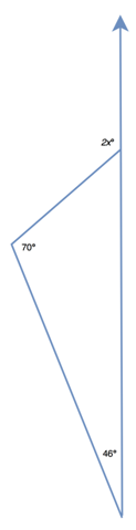 Solving for the unknown, and classifying triangles