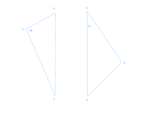 Congruence and congruent triangles