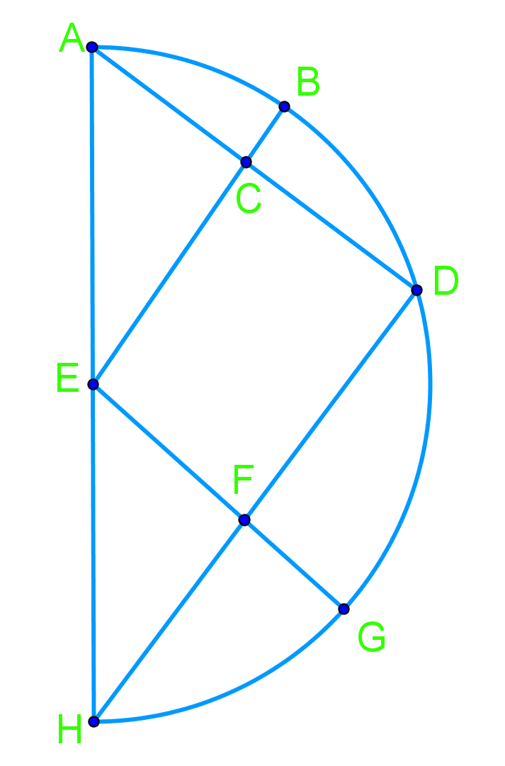 use circle chord, tangent, and inscribed angles proofs to prove angles in a circle