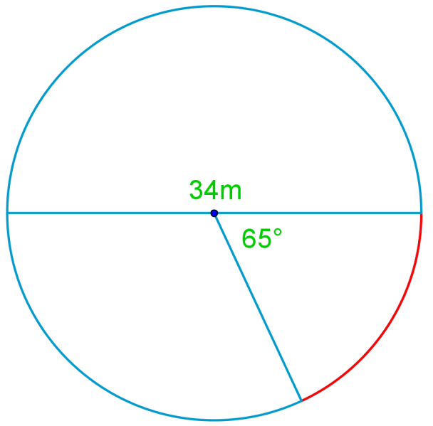 How To Find Arc Length Of A Circle