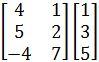 calculating Ax