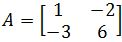 finding b in Ax=b