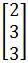 corresponding eigenvectors 3