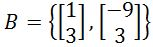 Verify that this is an orthogonal basis for R^2
