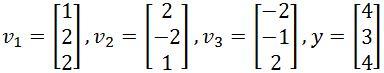vector 1, 2, 3, 4