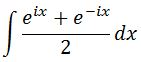 Moivre Antiderivative of cosx pt. 2
