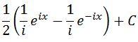 Moivre Antiderivative of cosx pt. 4
