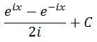 Moivre Antiderivative of cosx pt. 6