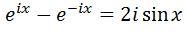 Moivre Antiderivative of sin pt. 6