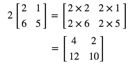 Equation 1: Scalar Multiplication Example 1 pt.3