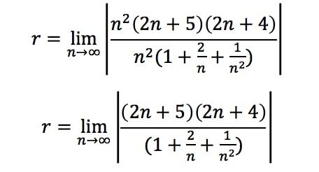 Equation 2: Divergence Ratio test pt. 10