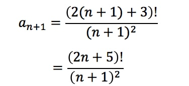 Equation 2: Divergence Ratio test pt. 3