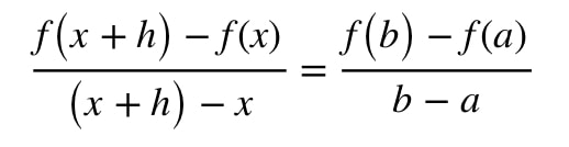 Equation 2: Mean Value Theorem proof pt.10