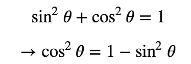 Equation 2: Substituting with asin pt.2