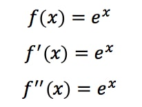 Equation 2: Taylor Expansion terms of e^x pt.3