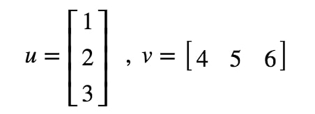 Equation 3: Dot Product Example pt.1