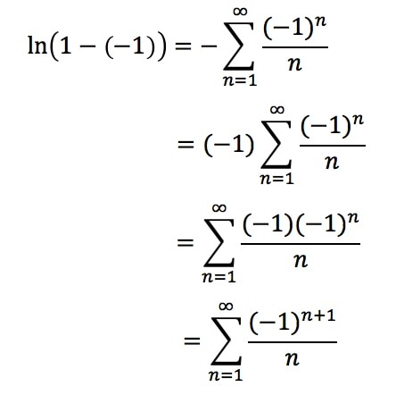 Equation 3: Harmonic Alternating Series pt.10