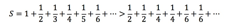 Equation 4: Harmonic Series Divergence pt.4