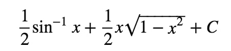 Equation 5: Trig Substitution with sin pt.12
