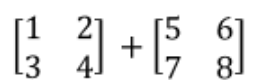 Equation 6: Can you add these two matrices together? (case 2)