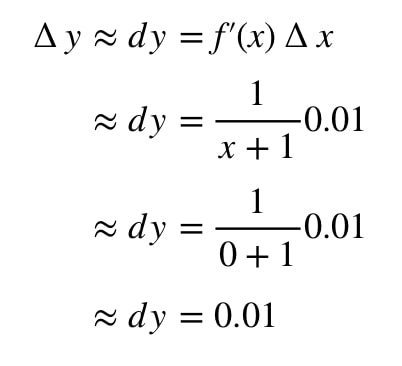 Equation 6: Differential question pt.3