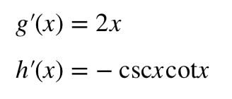 Equation 7: Derivative of csc^2 pt.3
