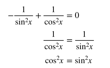 Equation 9: Finding point given derivative slope pt.5