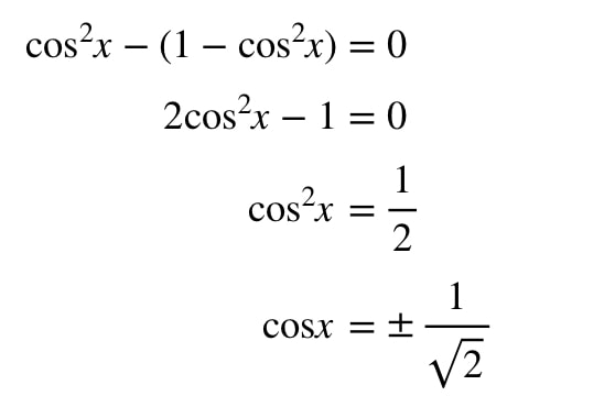 Equation 9: Finding point given derivative slope pt.9