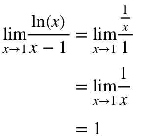 Equation 9: L'hopital's rule question pt.3