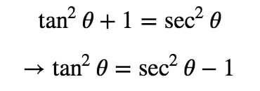 Equation 9: Trig Substitution with 2/3sec pt.4