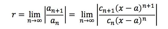 Formula 4: Interval of Convergence pt. 2