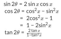 Trigonometry identities