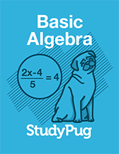Textbook basic algebra