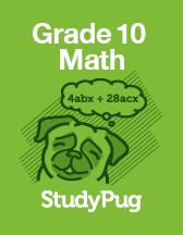 Textbook grade10math